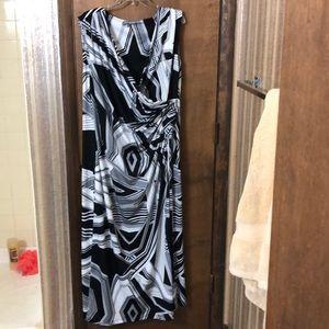 Kate & Mallory 2x Maxi Dress